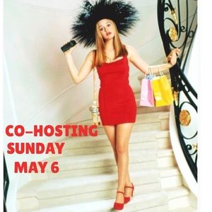 Other - CO-HOSTING SUNDAY MAY 6th